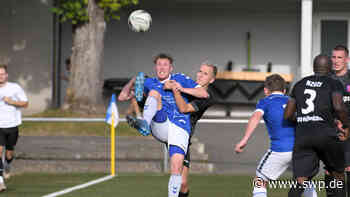Sport Neckar-Alb Fußball-Verbandsliga: So lief das Spiel des VfL Pfullingen gegen Hollenbach - SWP