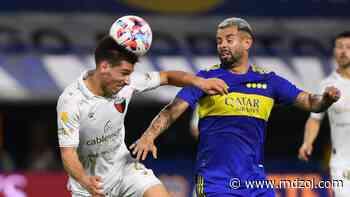 Boca le ganó a Colón y sueña con el campeonato - MDZ Online