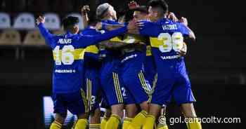 Boca Juniors vs Colón EN VIVO: alineaciones, estadísticas de los jugadores y mejores jugadas - Gol Caracol