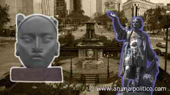 ¿Qué pasó con la estatua de Colón y cómo será sustituida? - Animal Político