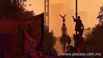 El periplo de Colón y la escultura sin autor - Proceso