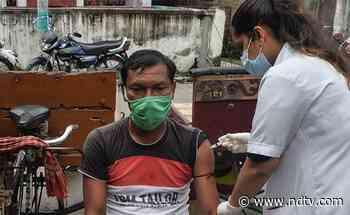 Coronavirus Live Updates: India Records 26,041 Fresh Cases, 276 Deaths - NDTV