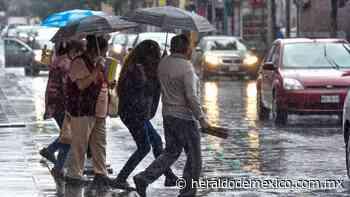 Clima México 26 de septiembre: Lluvias en el Pacífico y posible granizo en el Centro del país - El Heraldo de México