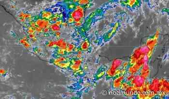 Pronostican lluvias en Acapulco Por Entrada De Humedad Del Pacífico. - Notimundo