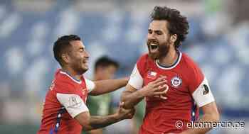 """Ben Brereton antes del 'Clásico del Pacífico': """"Jugar para Chile me ha dado confianza y motivación"""" - El Comercio Perú"""