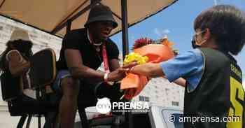 """Con """"Güipipía"""" guanacastecos celebran la llegada de Sherman Guity al pacífico norte - amprensa.com"""
