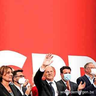 Duitsland helt naar links: SPD doorbreekt almacht van CDU in verkiezingen, partij Merkel haalt slechtste uitslag ooit