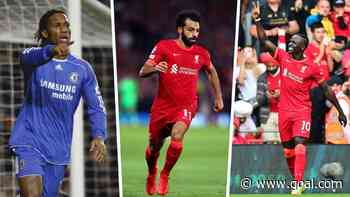 Drogba, Salah to Mane: Who are the top 5 African goalscorers in Premier League of all-time?