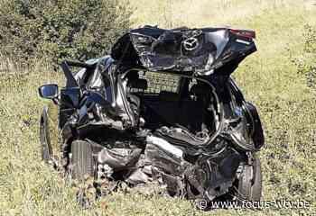 Opnieuw zwaar ongeval op E403 in Ardooie - Focus en WTV