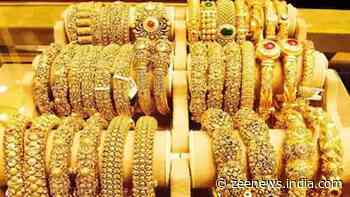 Gold Price Today, 27 September: Gold rate stands at Rs 46,240 per 10 gm, check prices in your city