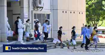 Wedding guests must isolate in growing Covid-19 outbreak in Heilongjiang - South China Morning Post