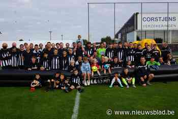 Ronde Tafel Mol en Avalympics spelen voetbal