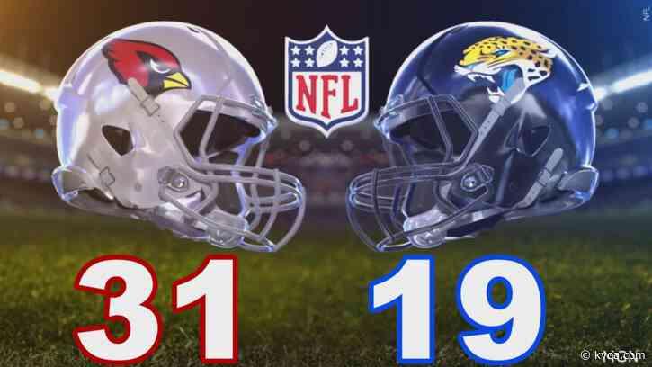 Cardinals survive 'kick-six' to beat winless Jacksonville