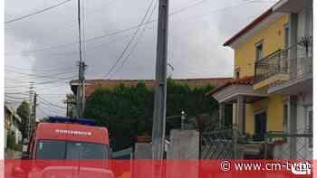 Desavença entre vizinhos em Santa Maria da Feira acaba em esfaqueamento - CMTV