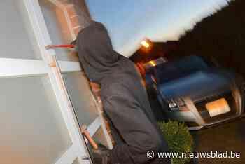 Inbrekers vangen bot bij woninginbraak