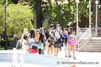 San Rafael logró reunir el 20% de los turistas que llegaron a Mendoza en vacaciones de invierno - La información justa - Diario San Rafael