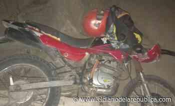 Un motociclista murió en un accidente en Villa Mercedes - El Diario de la República