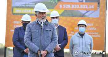 Villa Mercedes: se construirán 300 viviendas sociales - Vía País