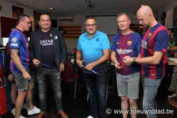 Fanclub FC Barcelona opent lokaal in Lier