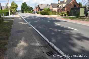 Twee maanden eenrichtingsverkeer op Balen-Neetlaan door vervanging fietspad