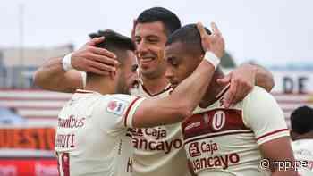 Universitario vs. Sport Huancayo: resultado, resumen y goles del duelo por la fecha 13 de la Fase 2 por la Liga 1 Betsson - RPP Noticias