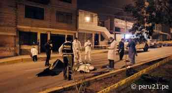 SJL: Asesinan de un disparo en la cabeza a barrista de Universitario de Deportes - Diario Perú21