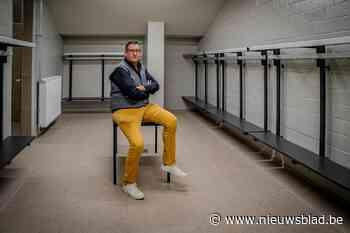 Tessenderlo renoveert kleedkamers Sportpark voor ruim 800.0... (Tessenderlo) - Het Nieuwsblad