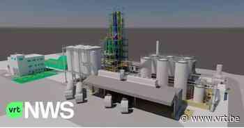 Nieuwe fabriek op site van Trinseo in Tessenderlo - VRT NWS