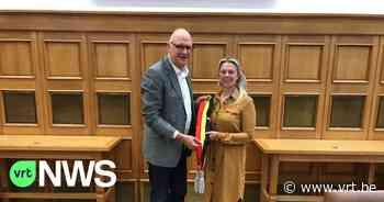 """Karolien Eens wordt nieuwe burgemeester van Tessenderlo: """"Ik heb een andere stijl, maar heb er zin in"""" - VRT NWS"""