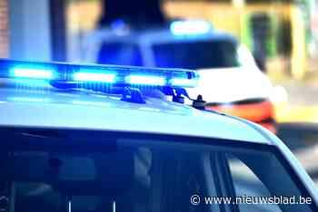 Kop-staartbotsing op afrit E313 in Tessenderlo: een gewonde - Het Nieuwsblad