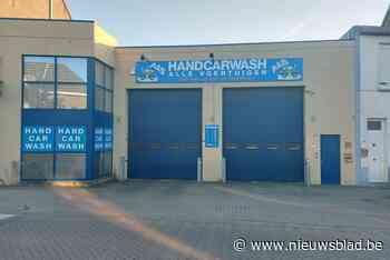 RVA laat carwash in Lier verzegelen