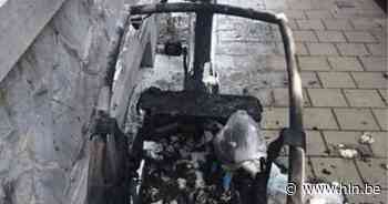 Pyromaan zet Brugse Poort op stelten: politie kan verdachte oppakken - Het Laatste Nieuws