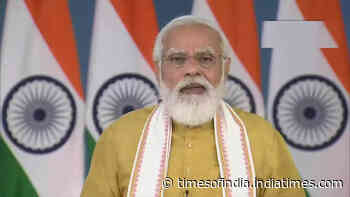 PM Modi launches Ayushman Bharat Digital Mission, health ID for every citizen