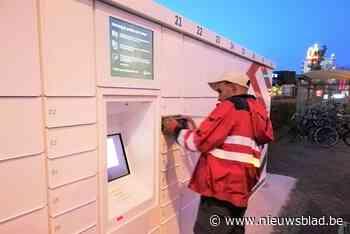 Bpost plaatst pakjesautomaat op parking