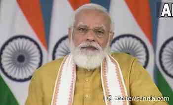 `Rashan to Prashasan`: PM Narendra Modi lauds implementation of UPI, CoWIN and `Jan Dhan` bank accounts at launch of Ayushman Bharat Digital Mission