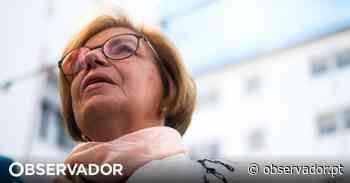 Ilda Figueiredo (CDU) confirma reeleição como vereadora no Porto - Observador