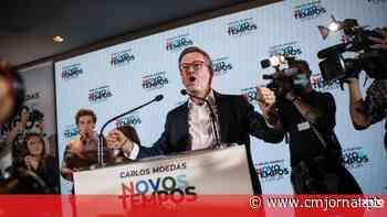 Medina e Moedas colados em Lisboa, Moreira reeleito no Porto, Santana volta à Figueira e PS perde Coimbra - Correio da Manhã