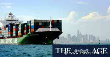 Wharfies deny strikes will cancel Christmas after port operator warns of shortages