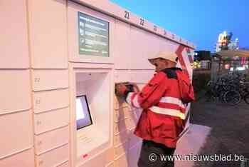 Bpost plaatst pakjesautomaat op parking (Herentals) - Het Nieuwsblad