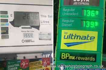 Motorists unwittingly paying £1.55 per litre for diesel and petrol
