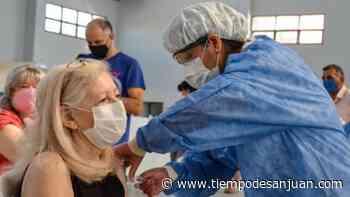 Vacunación contra el coronavirus: ¿cuántos sanjuaninos completaron el esquema de vacunación? - Tiempo de San Juan