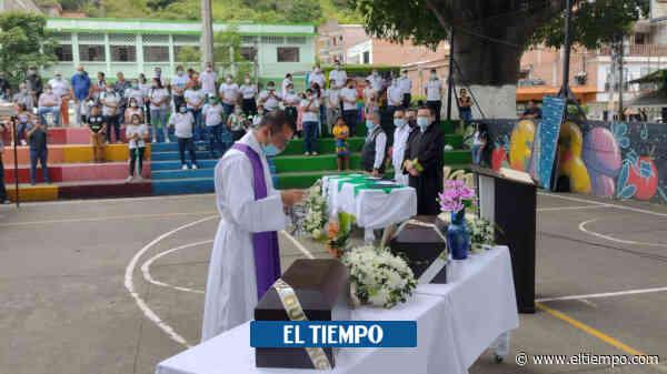 Entregaron cuerpos de dos víctimas de desaparición forzada en Dabeiba - El Tiempo