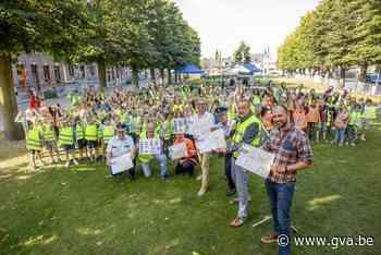 Schoolroutekaart verbetert veiligheid van en naar school (Berlaar) - Gazet van Antwerpen Mobile - Gazet van Antwerpen