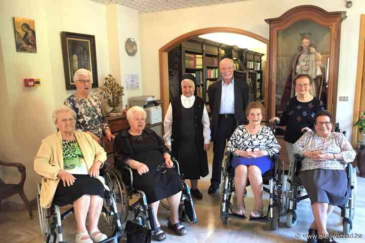 Zuster Maria Jans viert 70-jarig kloosterjubileum