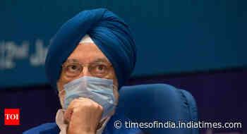 Hardeep Singh Puri launches 'Swachh Survekshan 2022'