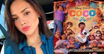 Eiza González celebra el Día de Muertos al estilo Coco de Disney - La Verdad Noticias