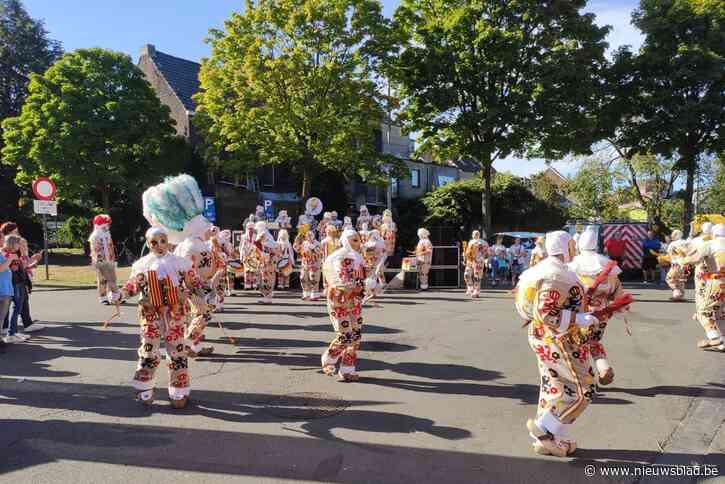 Gilles terug van weggeweest op Carnavalsbeurs