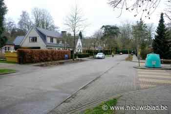 Nieuwe straatverlichting in Voetbeeklaan