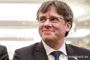 Carles Puigdemont is terug in Brussel na arrestatie in Italië