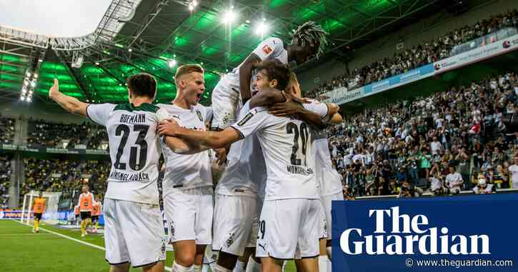 Gladbach get Hütter up and running as Rose suffers on return | Andy Brassell